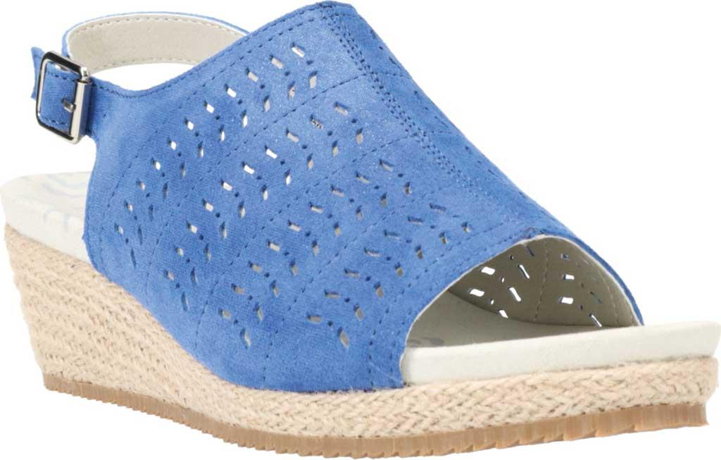 Women's Propet Marlo Espadrille Wedge Sandal, , large, image 1