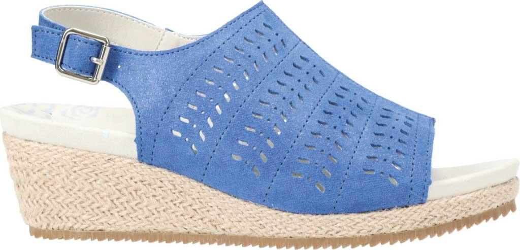 Women's Propet Marlo Espadrille Wedge Sandal, , large, image 2