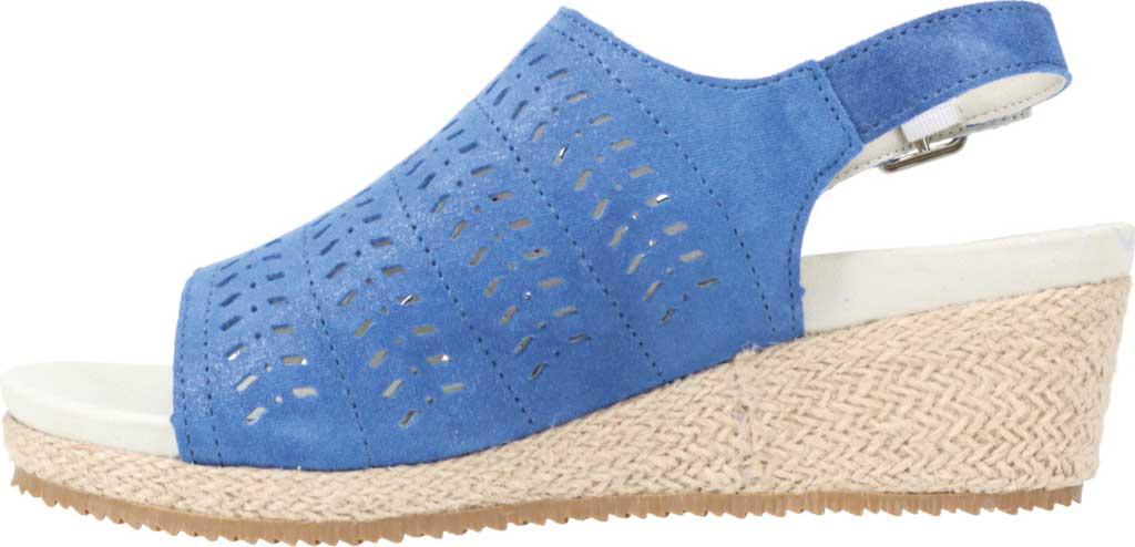Women's Propet Marlo Espadrille Wedge Sandal, , large, image 3