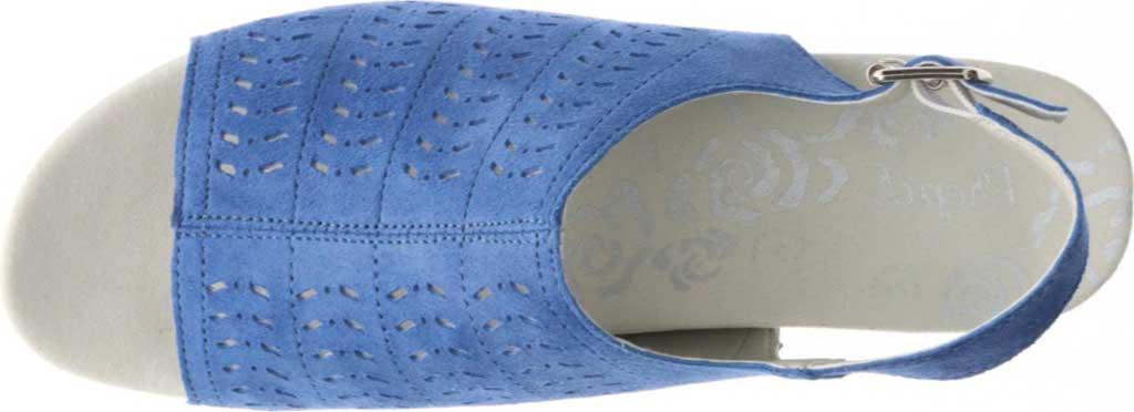 Women's Propet Marlo Espadrille Wedge Sandal, , large, image 4