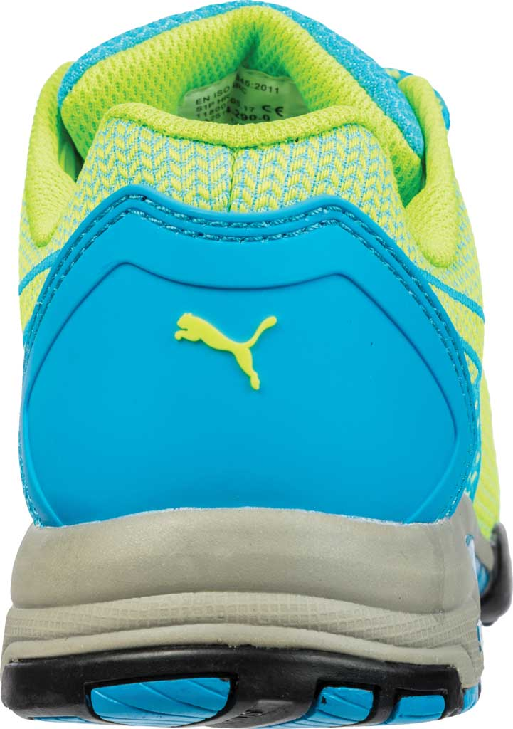 Women's PUMA Safety Shoes Celerity Knit Steel Toe Shoe SD, Blue, large, image 4
