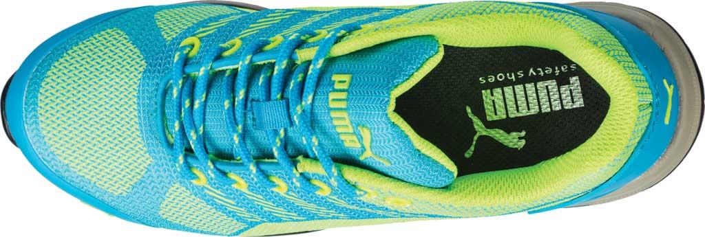 Women's PUMA Safety Shoes Celerity Knit Steel Toe Shoe SD, Blue, large, image 5