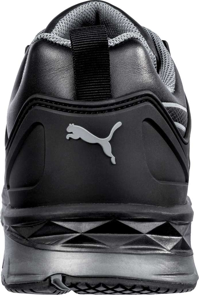 Men's PUMA Safety Shoes Velocity Low 2.0 SD Leather Work Shoe, Black, large, image 3
