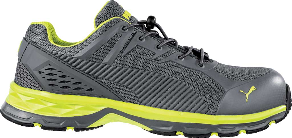 Men's PUMA Safety Shoes Fuse Motion 2.0 Low SD Work Shoe, Gray, large, image 2