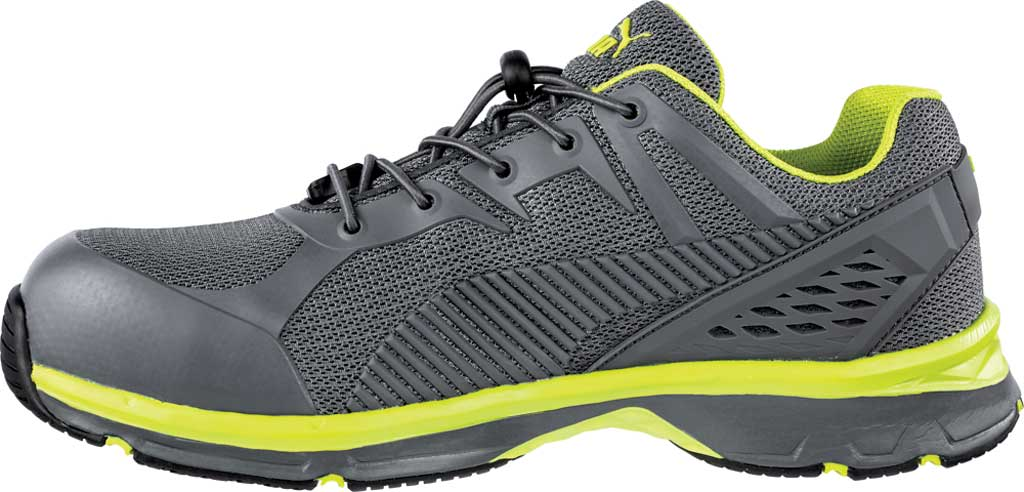 Men's PUMA Safety Shoes Fuse Motion 2.0 Low SD Work Shoe, Gray, large, image 3