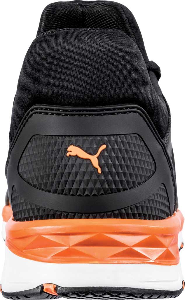 Men's PUMA Safety Shoes Rush 2.0 Mid SD Work Shoe, Black, large, image 3
