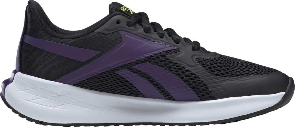 Women's Reebok Energen Run Running Sneaker, Core Black/Dark Orchid/Ftwr White, large, image 2