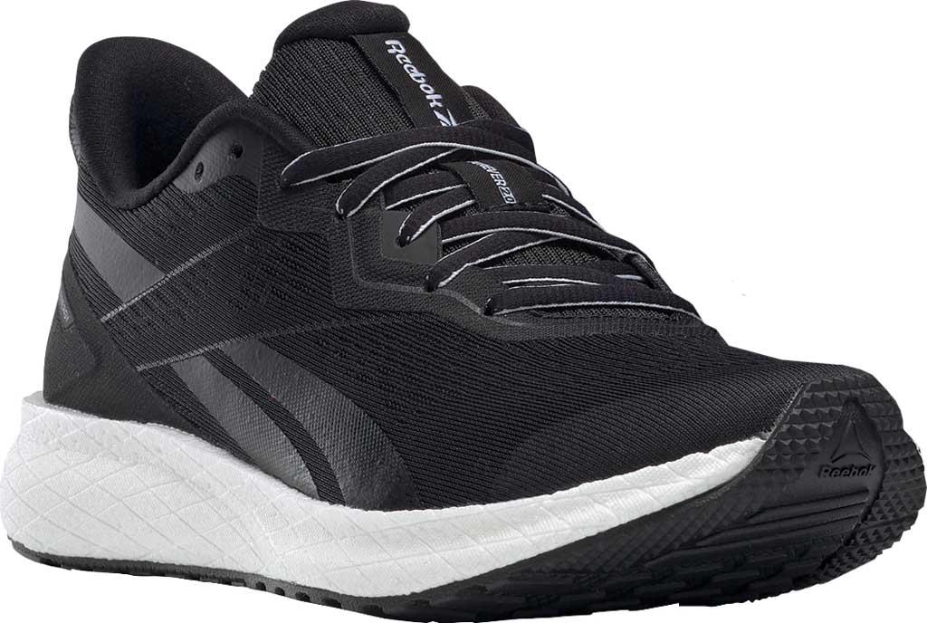 Women's Reebok Forever Floatride Energy 2 Running Sneaker, Black/Black/White, large, image 1