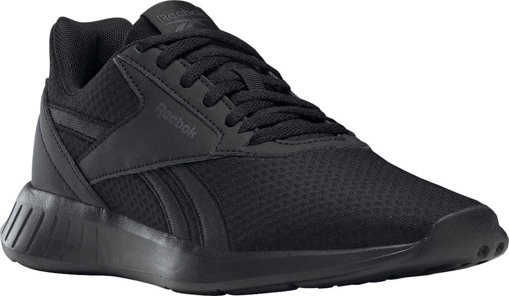 Women's Reebok Lite 2.0 Running Sneaker, Black/Black/True Grey, large, image 1