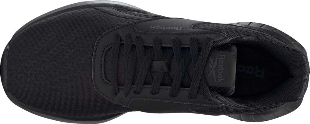 Women's Reebok Lite 2.0 Running Sneaker, Black/Black/True Grey, large, image 5