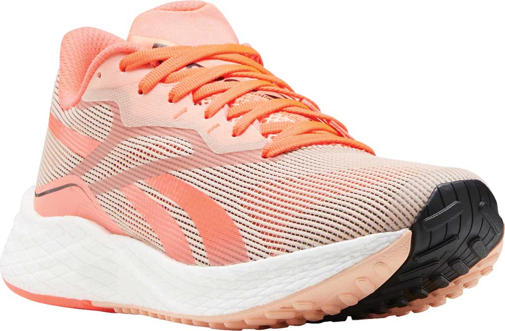Women's Reebok Floatride Energy 3.0 Running Sneaker, Aura Orange/Twisted Coral/Orange Flare, large, image 1