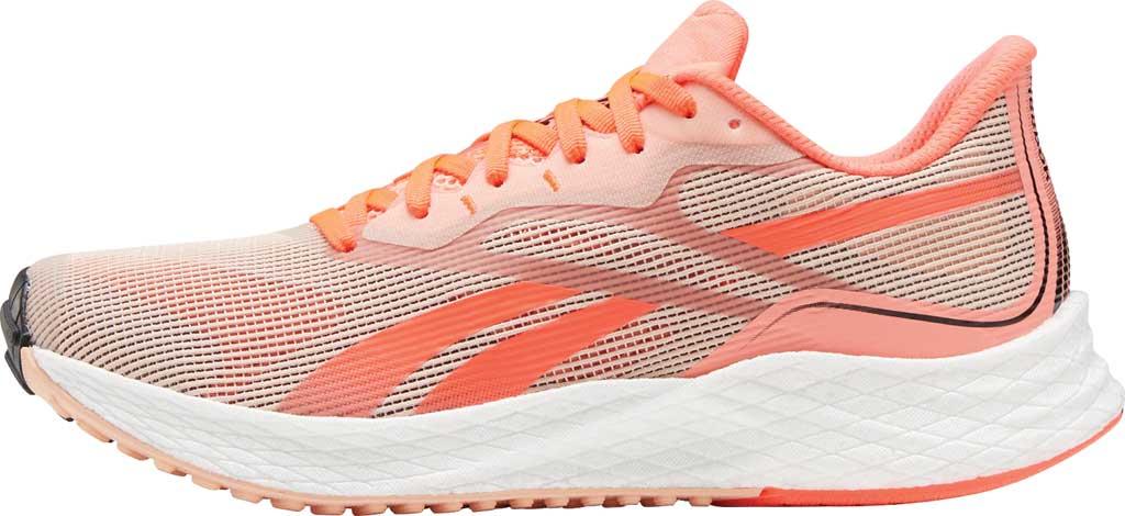 Women's Reebok Floatride Energy 3.0 Running Sneaker, Aura Orange/Twisted Coral/Orange Flare, large, image 2