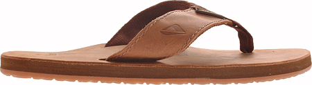 Men's Reef Leather Smoothy, Bronze Brown, large, image 2