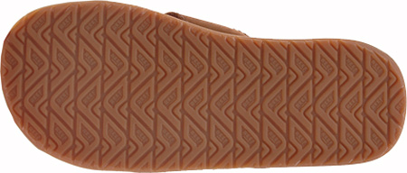 Men's Reef Leather Smoothy, Bronze Brown, large, image 7