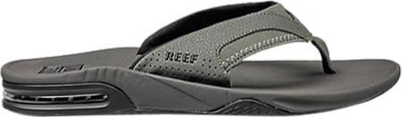 Men's Reef Fanning Original, Grey/Black with Logo, large, image 2