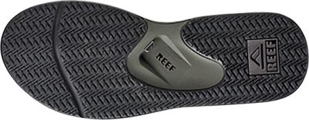 Men's Reef Fanning Original, Grey/Black with Logo, large, image 4