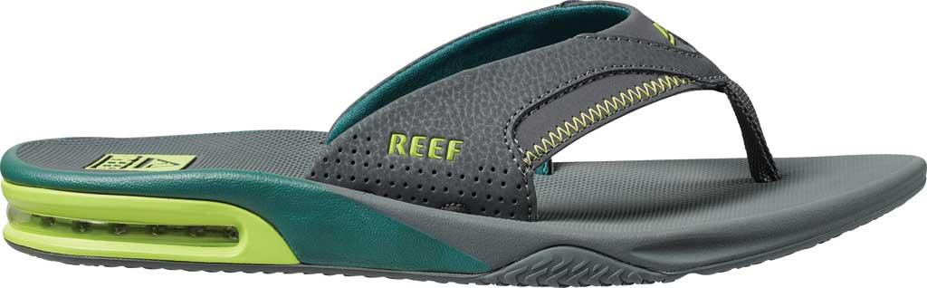 Men's Reef Fanning Original, Grey Volt Synthetic, large, image 2