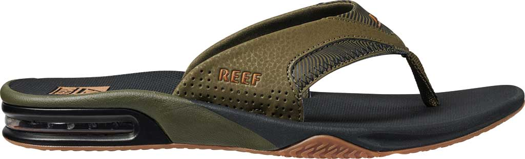 Men's Reef Fanning Original, Olive Swells Synthetic, large, image 2
