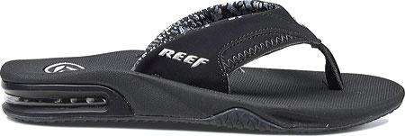 Women's Reef Fanning Original, Black, large, image 2