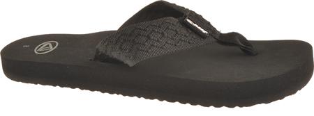 Men's Reef Smoothy, Black, large, image 1