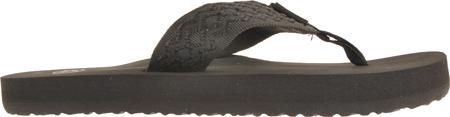 Men's Reef Smoothy, Black, large, image 2