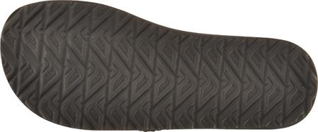 Men's Reef Smoothy, Black, large, image 7