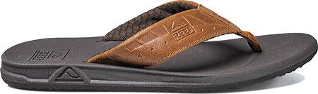 Men's Reef Phantom Le Thong Sandal, Brown/Tan, large, image 2