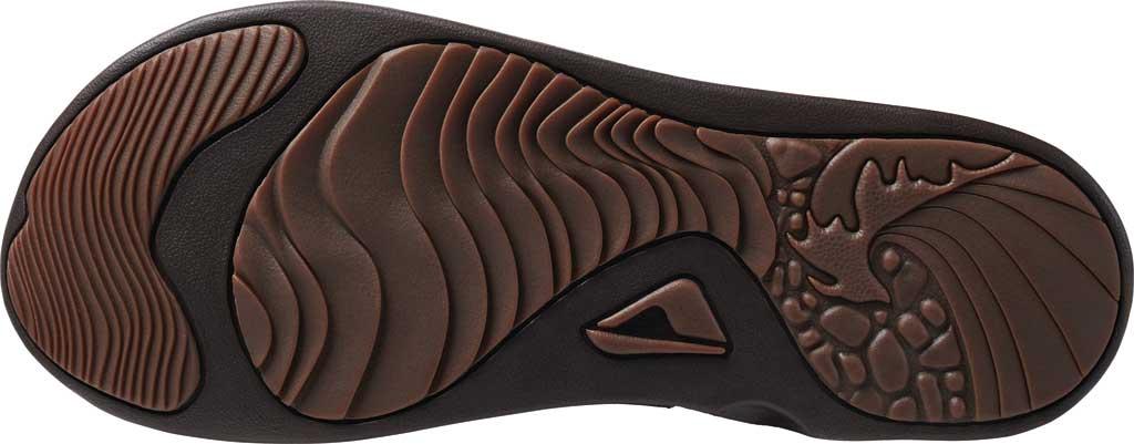 Men's Reef J-Bay III Thong Sandal, Dark Brown Full Grain Leather, large, image 4