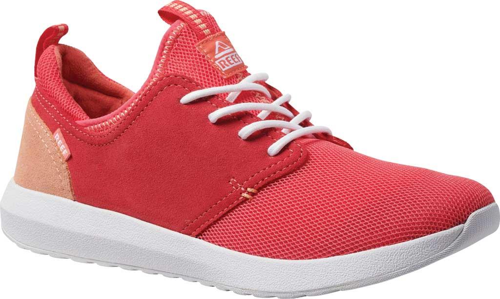 Women's Reef Cruiser Sneaker, Raspberry Mesh, large, image 1