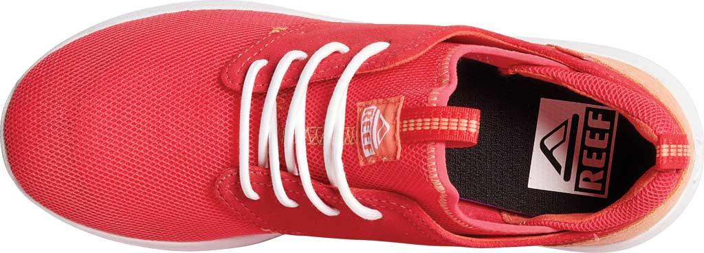 Women's Reef Cruiser Sneaker, Raspberry Mesh, large, image 3