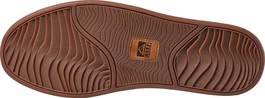 Men's Reef Cushion Matey Slip-On, Brown/Gum Hemp, large, image 4