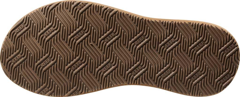 Men's Reef Phantom II Leather Flip Flop, Bronze Full Grain Leather, large, image 4