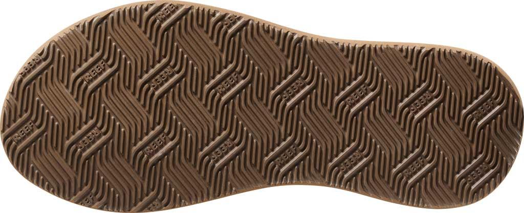 Men's Reef Phantom II Flip Flop, Brown Synthetic, large, image 4