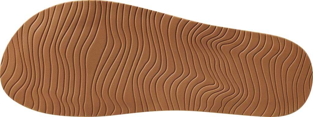 Women's Reef Cushion Spring Bloom Vegan Slide, Natural Vegan Leather, large, image 4