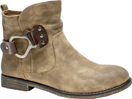 Women's MUK LUKS Hayden Boot, Medium Beige, large, image 1