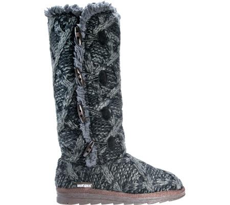 MUK LUKS Women/'s   Felicity Knitted Mid Calf Boot
