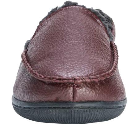 Men's MUK LUKS Moccasin Slipper, Brown, large, image 3
