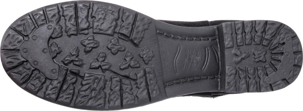 Women's MUK LUKS Casey Mid Calf Boot, Grey Polyester, large, image 5