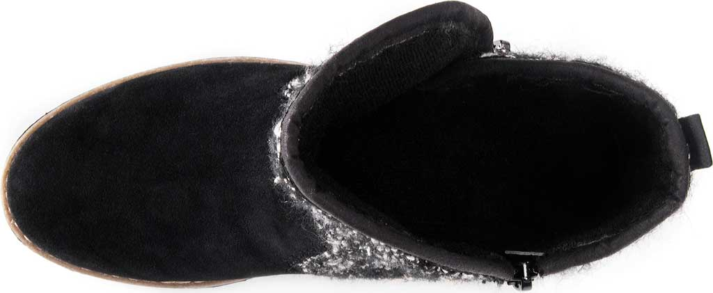 Women's MUK LUKS Gerri Ankle Boot, Black, large, image 4