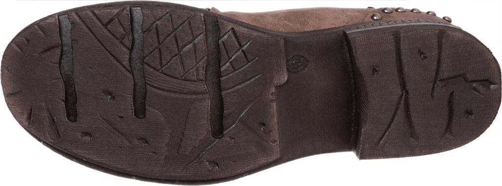 Women's MUK LUKS Ranya Ankle Bootie, Brown Polyurethane, large, image 5