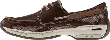 Men's Dunham Captain Mesh Boat Shoe, , large, image 3