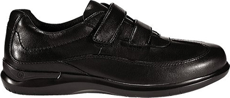 Women's Aravon Flora, Black Leather, large, image 2