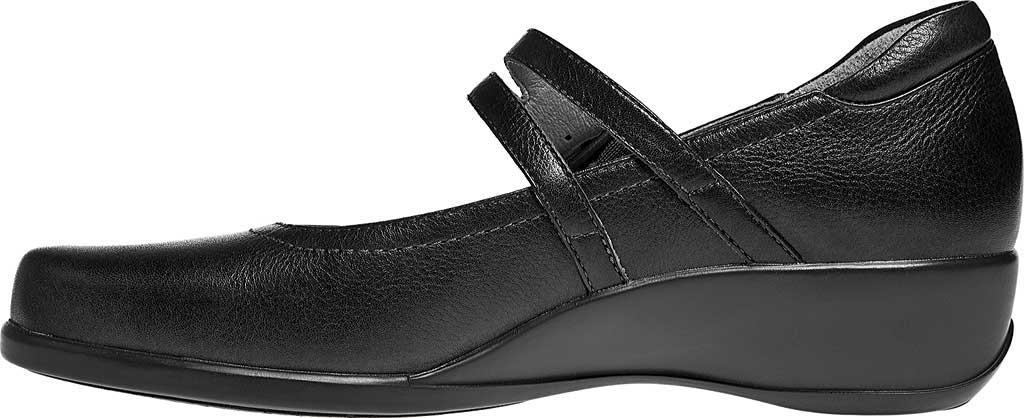 Women's Aravon Tonya, Black Leather, large, image 3