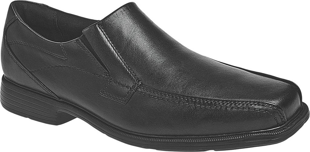 Men's Dunham Dillon, Black Full Grain Leather, large, image 1