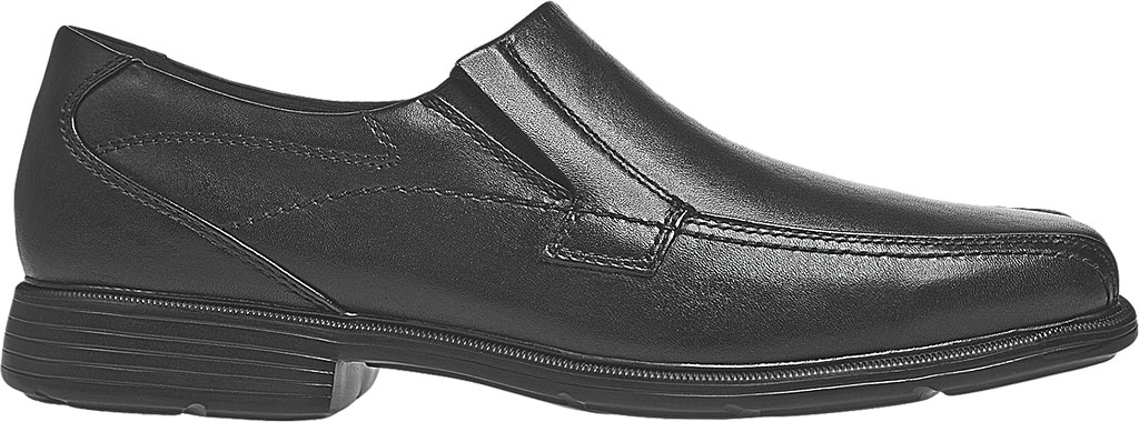 Men's Dunham Dillon, Black Full Grain Leather, large, image 2