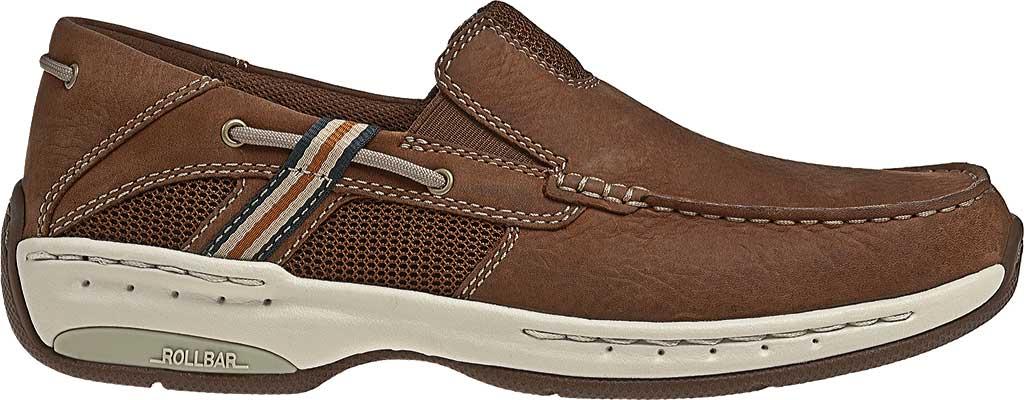 Men's Dunham Windward, Brown Full Grain Leather, large, image 2