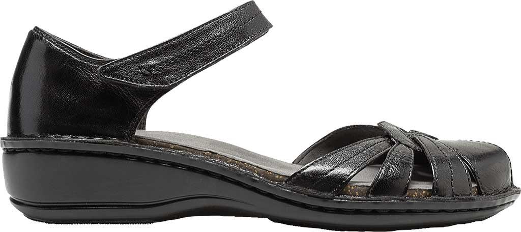 Women's Aravon Clarissa, Black Leather, large, image 2