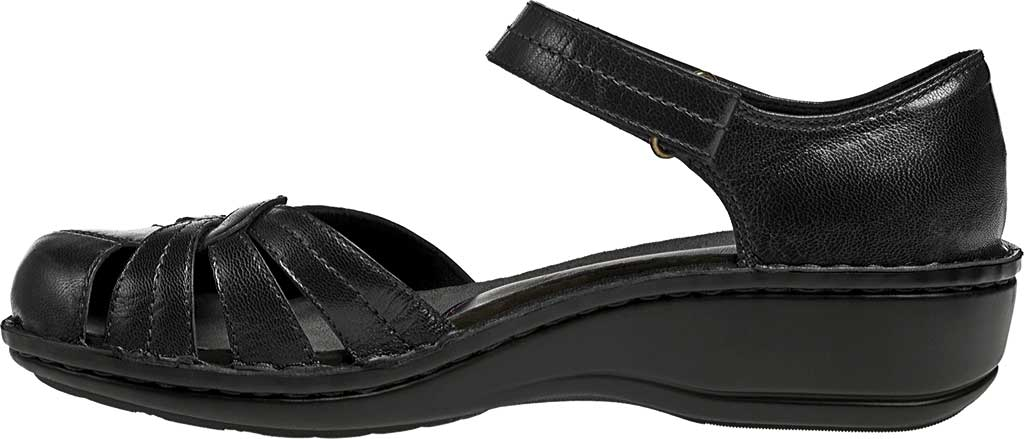 Women's Aravon Clarissa, Black Leather, large, image 3