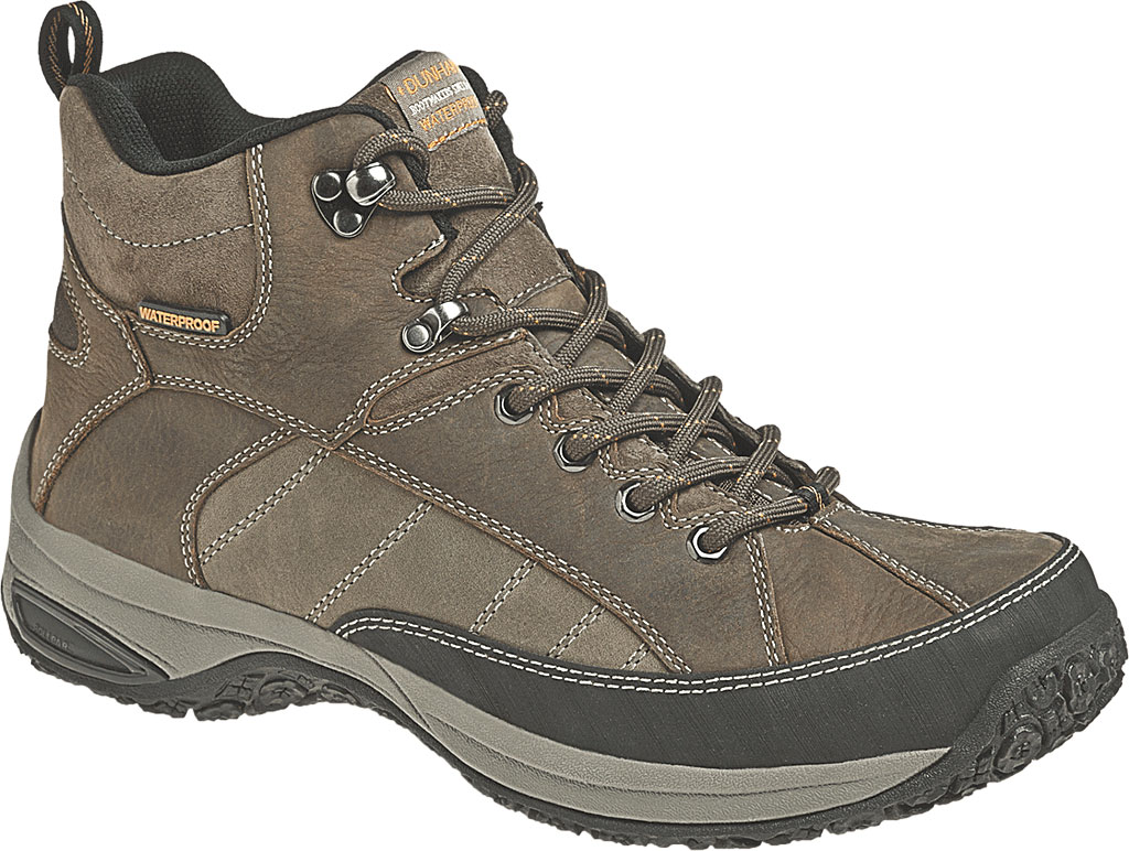 Men's Dunham Lawrence, Brown Full Grain Leather, large, image 1