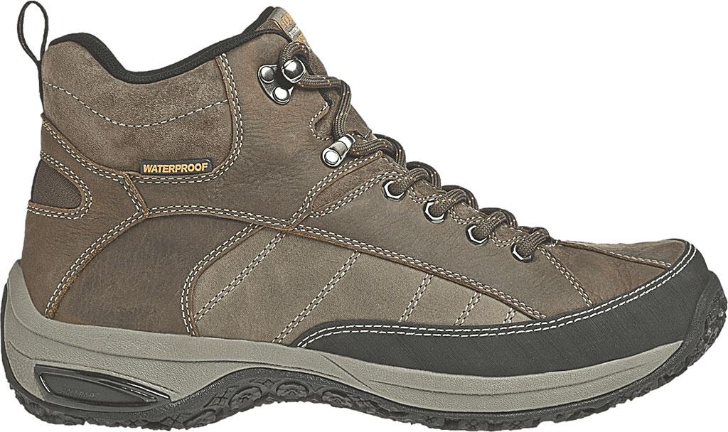 Men's Dunham Lawrence, Brown Full Grain Leather, large, image 2